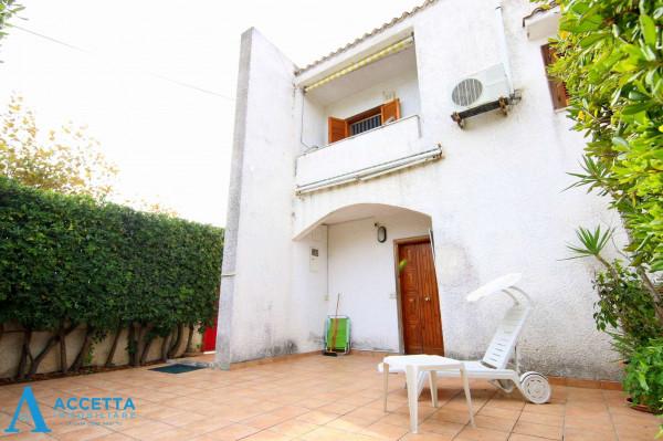 Villa in vendita a Leporano, Porto Pirrone, Con giardino, 96 mq - Foto 27