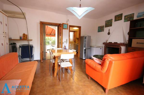 Villa in vendita a Leporano, Porto Pirrone, Con giardino, 96 mq - Foto 22