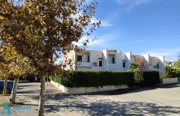 Villa in vendita a Leporano, Porto Pirrone, Con giardino, 96 mq - Foto 3