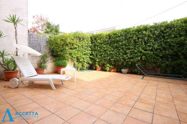 Villa in vendita a Leporano, Porto Pirrone, Con giardino, 96 mq - Foto 16