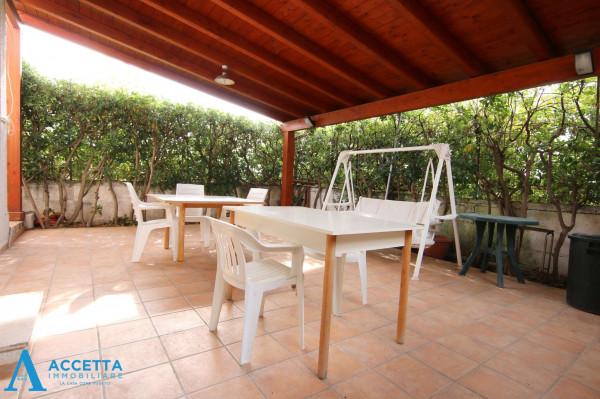 Villa in vendita a Leporano, Porto Pirrone, Con giardino, 96 mq - Foto 26