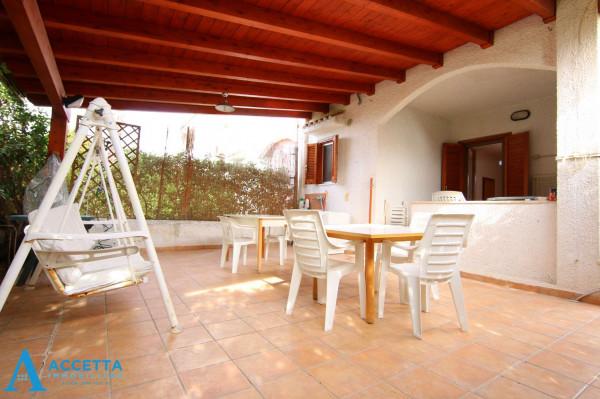 Villa in vendita a Leporano, Porto Pirrone, Con giardino, 96 mq - Foto 7