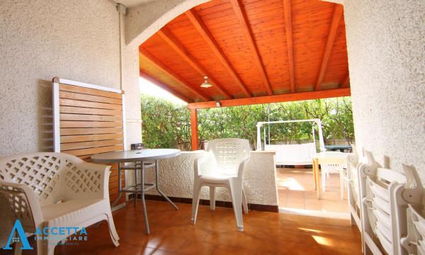 Villa in vendita a Leporano, Porto Pirrone, Con giardino, 96 mq - Foto 18