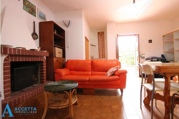 Villa in vendita a Leporano, Porto Pirrone, Con giardino, 96 mq - Foto 19