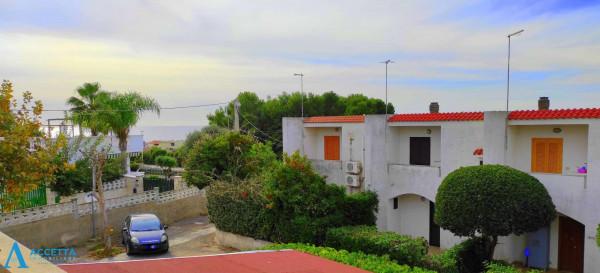 Villa in vendita a Leporano, Porto Pirrone, Con giardino, 96 mq - Foto 13