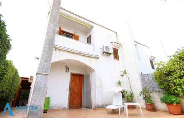 Villa in vendita a Leporano, Porto Pirrone, Con giardino, 96 mq - Foto 5