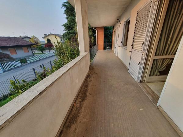 Villa in vendita a Bagnolo Cremasco, Residenziale, Con giardino, 240 mq - Foto 42