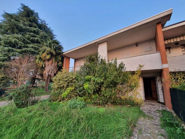Villa in vendita a Bagnolo Cremasco, Residenziale, Con giardino, 240 mq - Foto 91