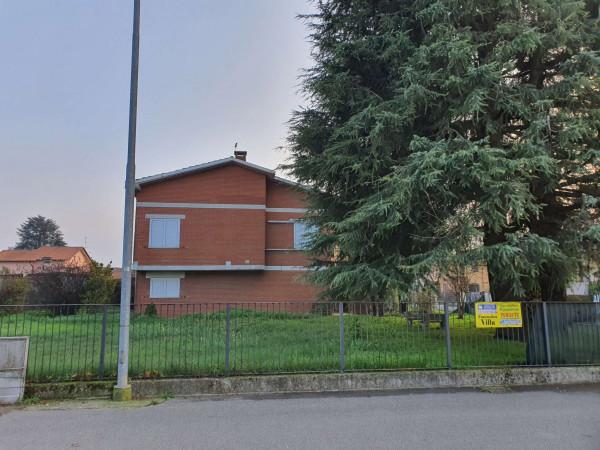 Villa in vendita a Bagnolo Cremasco, Residenziale, Con giardino, 240 mq - Foto 100