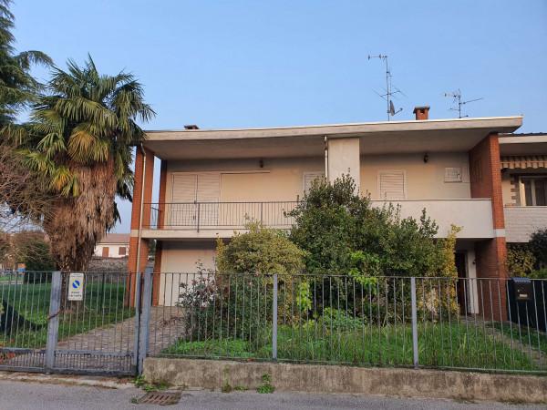 Villa in vendita a Bagnolo Cremasco, Residenziale, Con giardino, 240 mq - Foto 92