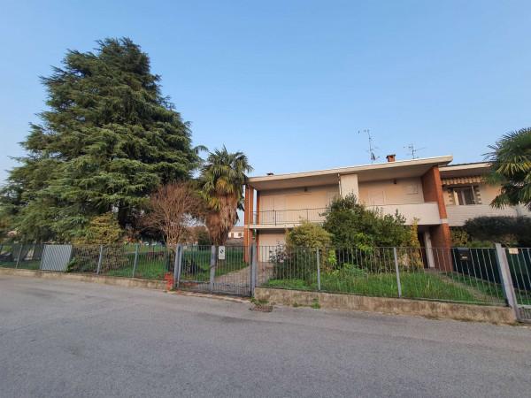 Villa in vendita a Bagnolo Cremasco, Residenziale, Con giardino, 240 mq - Foto 98