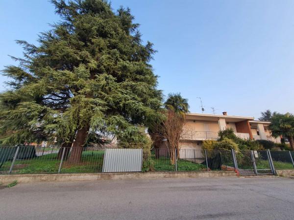 Villa in vendita a Bagnolo Cremasco, Residenziale, Con giardino, 240 mq - Foto 96