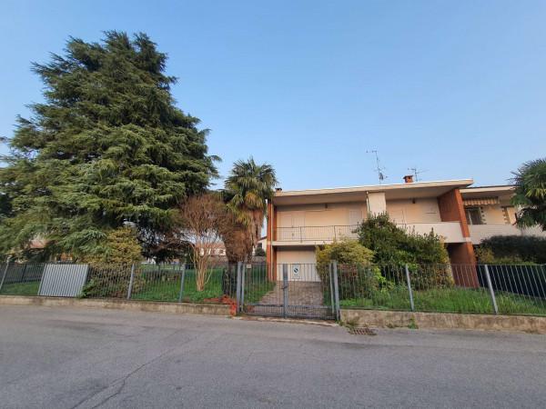 Villa in vendita a Bagnolo Cremasco, Residenziale, Con giardino, 240 mq - Foto 99