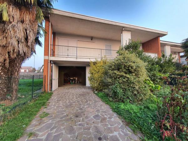 Villa in vendita a Bagnolo Cremasco, Residenziale, Con giardino, 240 mq - Foto 26