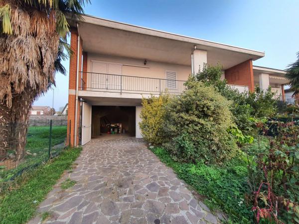Villa in vendita a Bagnolo Cremasco, Residenziale, Con giardino, 240 mq - Foto 27