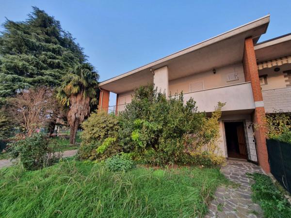 Villa in vendita a Bagnolo Cremasco, Residenziale, Con giardino, 240 mq - Foto 95