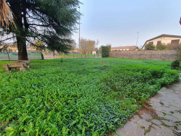 Villa in vendita a Bagnolo Cremasco, Residenziale, Con giardino, 240 mq - Foto 69
