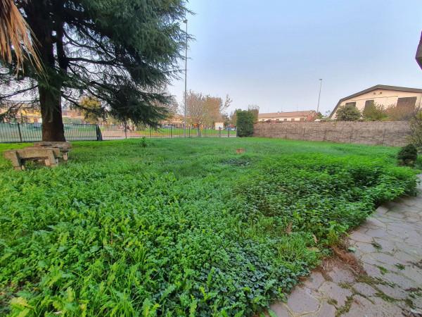 Villa in vendita a Bagnolo Cremasco, Residenziale, Con giardino, 240 mq - Foto 31