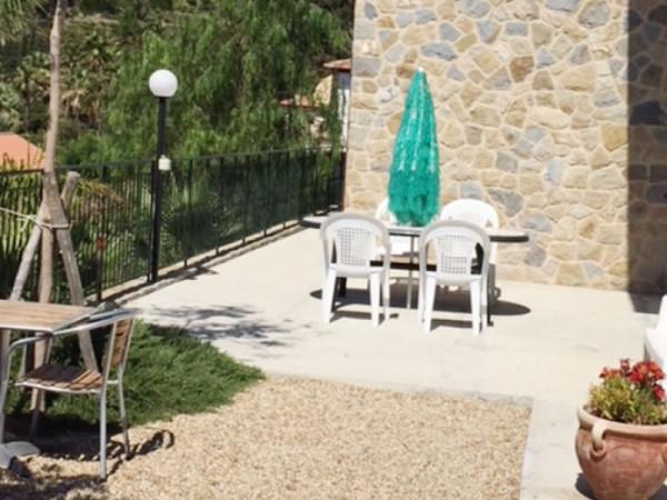 Casa indipendente in vendita a Bordighera, Semicento, Con giardino, 160 mq - Foto 11