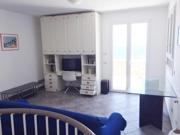 Casa indipendente in vendita a Bordighera, Semicento, Con giardino, 160 mq - Foto 5