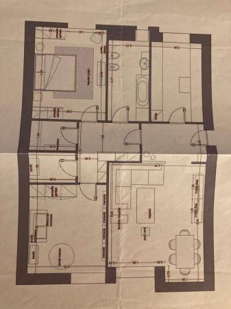 Appartamento in affitto a Milano, Garibaldi, 100 mq - Foto 7