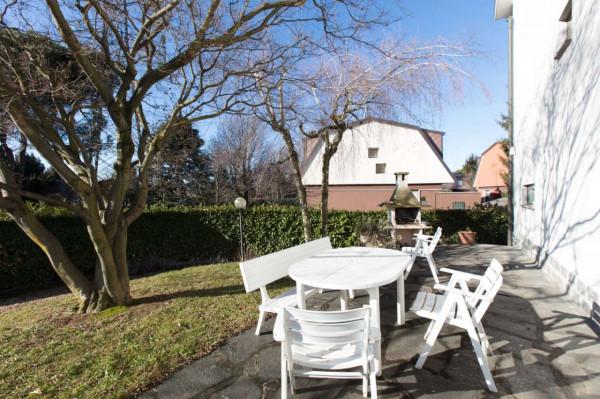 Villa in vendita a Arese, Mercato, Con giardino, 210 mq - Foto 19