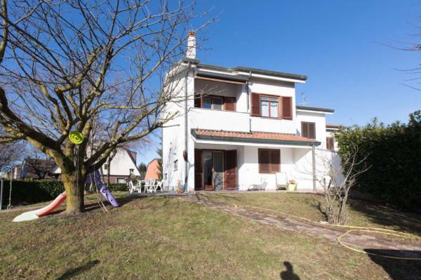 Villa in vendita a Arese, Mercato, Con giardino, 210 mq - Foto 28