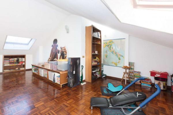 Villa in vendita a Arese, Mercato, Con giardino, 210 mq - Foto 7