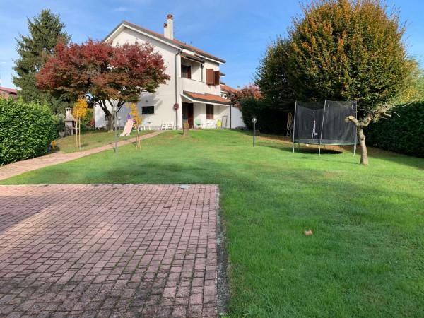 Villa in vendita a Arese, Mercato, Con giardino, 210 mq - Foto 31