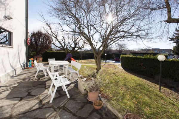 Villa in vendita a Arese, Mercato, Con giardino, 210 mq - Foto 18
