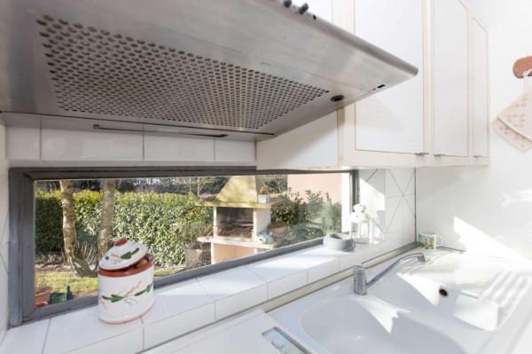 Villa in vendita a Arese, Mercato, Con giardino, 210 mq - Foto 22