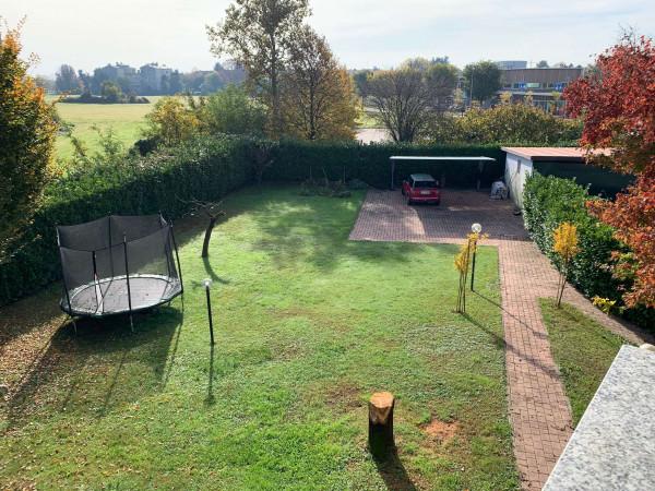 Villa in vendita a Arese, Mercato, Con giardino, 210 mq - Foto 29