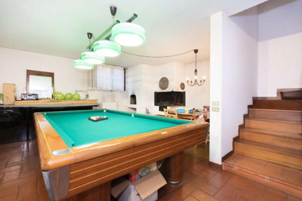 Villa in vendita a Arese, Mercato, Con giardino, 210 mq - Foto 5