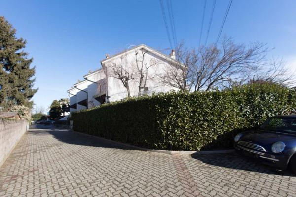 Villa in vendita a Arese, Mercato, Con giardino, 210 mq - Foto 17