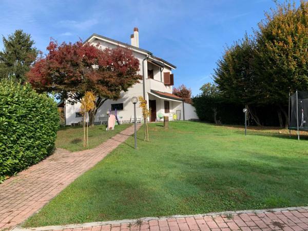 Villa in vendita a Arese, Mercato, Con giardino, 210 mq - Foto 2
