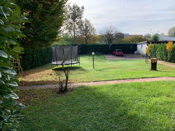 Villa in vendita a Arese, Mercato, Con giardino, 210 mq - Foto 30