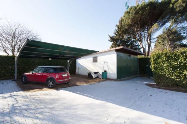 Villa in vendita a Arese, Mercato, Con giardino, 210 mq - Foto 20