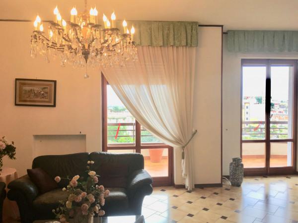 Appartamento in vendita a Sant'Anastasia, Centrale, Con giardino, 220 mq - Foto 24
