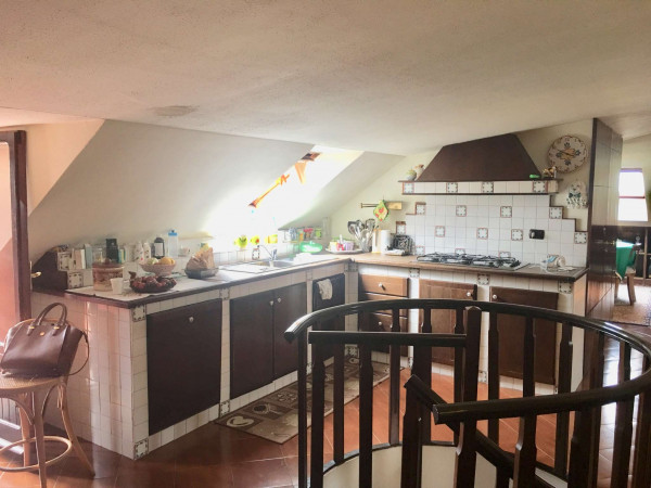 Appartamento in vendita a Sant'Anastasia, Centrale, Con giardino, 220 mq - Foto 9