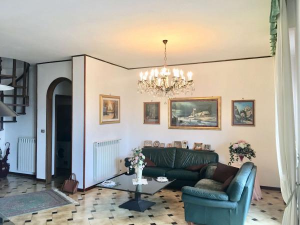Appartamento in vendita a Sant'Anastasia, Centrale, Con giardino, 220 mq - Foto 23