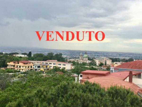 Appartamento in vendita a Sant'Anastasia, Centrale, Con giardino, 220 mq