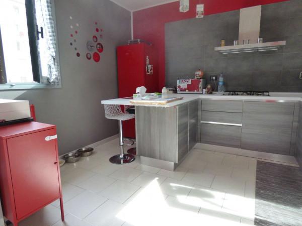 Appartamento in vendita a Borgaro Torinese, Con giardino, 90 mq - Foto 4