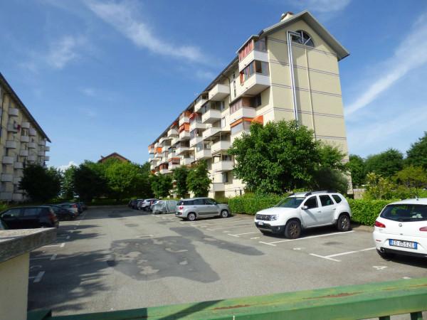 Appartamento in vendita a Borgaro Torinese, Con giardino, 90 mq - Foto 1