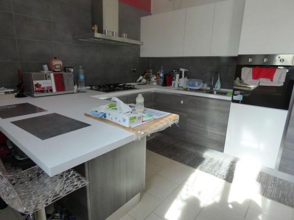 Appartamento in vendita a Borgaro Torinese, Con giardino, 90 mq - Foto 3