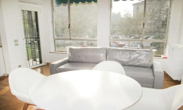 Appartamento in affitto a Milano, Sempione, Arredato, 60 mq - Foto 12