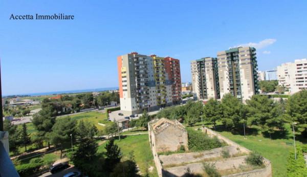 Appartamento in affitto a Taranto, Rione Laghi - Taranto 2, Con giardino, 110 mq - Foto 16