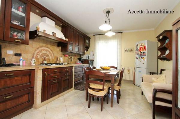Appartamento in affitto a Taranto, Rione Laghi - Taranto 2, Con giardino, 110 mq - Foto 14