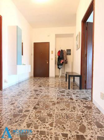 Appartamento in vendita a Taranto, Rione Italia, Montegranaro, 94 mq - Foto 12