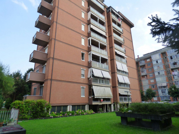 Appartamento in vendita a Borgaro Torinese, Con giardino, 115 mq - Foto 24