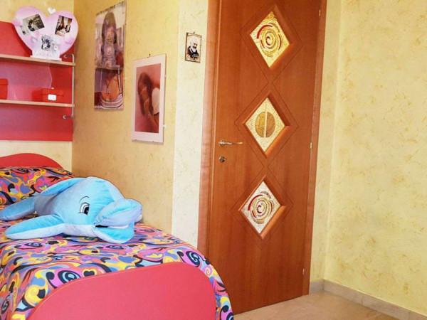 Appartamento in vendita a Borgaro Torinese, Con giardino, 115 mq - Foto 18